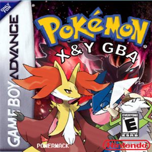 Pokemon X & Y Box Art