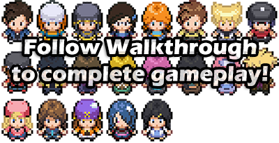 Pokemon X & Y GBA Walkthrough